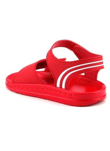 Vicco Vicco 332.Z.729 Dory Kırmızı Kız Erkek Çocuk Günlük Sandalet Terlik Kırmızı